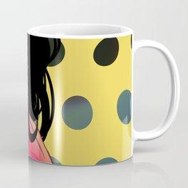 Lace Lady Coffee Mug