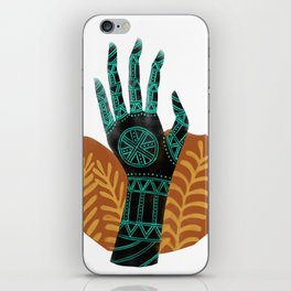 Goddess of the First Harvest iPhone Skin