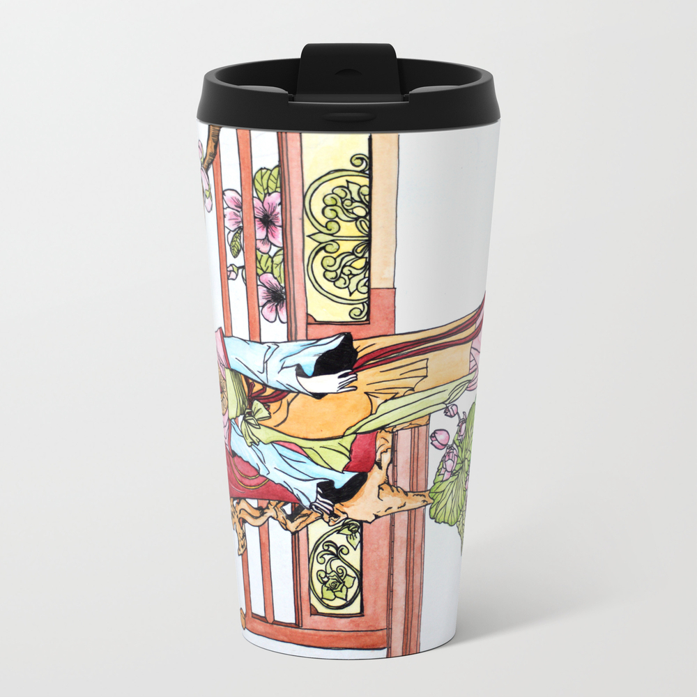 The Chinese Cup In The Friday Market Travel Mug TRM8718666