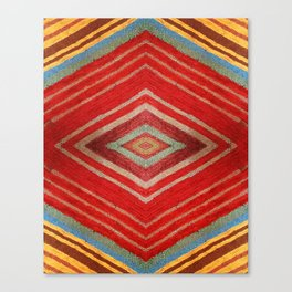 Kaleidoscopic Fall Canvas Print