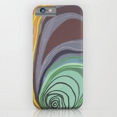 Tree Stump Series 1 - Illustration iPhone 6s Slim Case