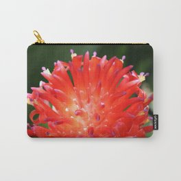 Bromeliad Blooming Carry-All Pouch