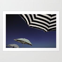 sky... Art Print