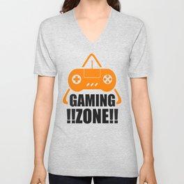 Gaming Zone Unisex V-Neck