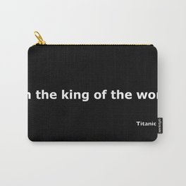Titanicquote Carry-All Pouch
