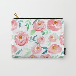 Modern Blush Carry-All Pouch
