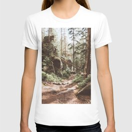 Wild summer - Landscape and Nature Photography T-shirt