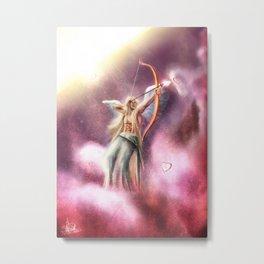Cupido-ἔρως Metal Print