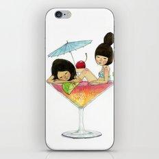 Summer Babies iPhone & iPod Skin