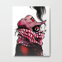 Ojo Metal Print