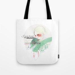 FASHION ILLUSTRATION 16 Tote Bag