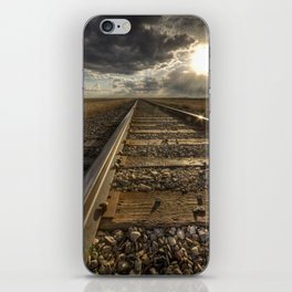 On the Rails iPhone Skin