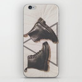 Croc Docs iPhone Skin