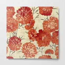 RED FLOWERS2 Metal Print