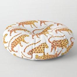 Jaguar Pattern Floor Pillow