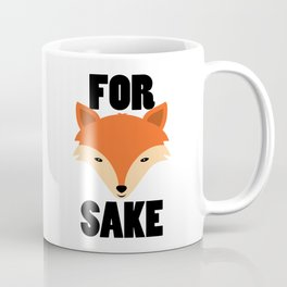 FOR FOX SAKE Kaffeebecher