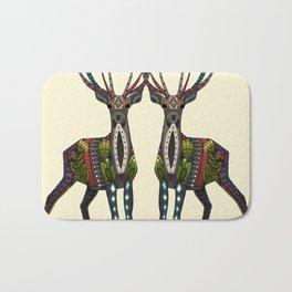 deer vanilla Bath Mat