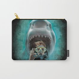 Shark! Carry-All Pouch