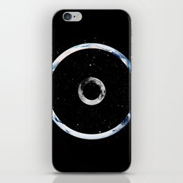 Terra Luna iPhone Skin