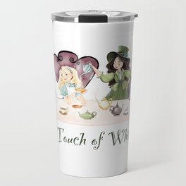 A Touch of Whimsy  Travel Mug
