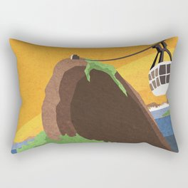 There's something about Rio Rectangular Pillow