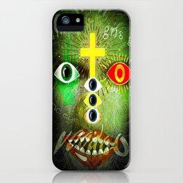 GRIS GRIS iPhone Case