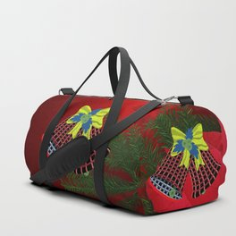 Christmas Bells Duffle Bag