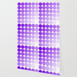 Violet Circle Color Chart Wallpaper