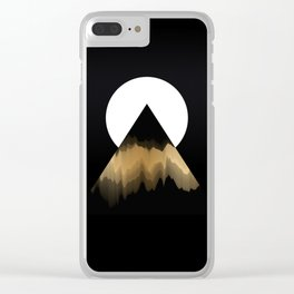 MINIMALISM SERIES: Fortune Teller Clear iPhone Case