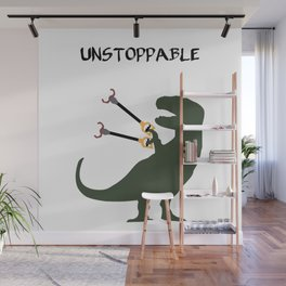 Unstoppable Wall Mural