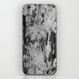 Chipping Away iPhone Skin
