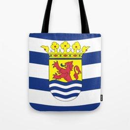 Flag of Zeeland Tote Bag