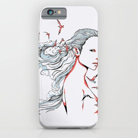 Queen of Ocean iPhone & iPod Case