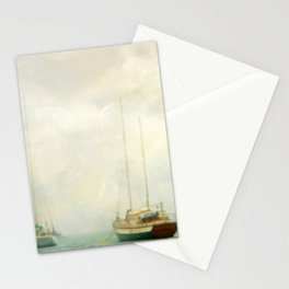 Morning Fog Stationery Cards