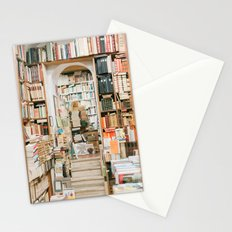 Old Roman Book Shop Stationery Cards