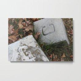 GC Metal Print