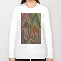 sublime Long Sleeve T-shirts featuring Sublime Compatibility (Intimate Reciprocity) by Jodi Bee