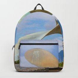 Propeller Fountain Backpack