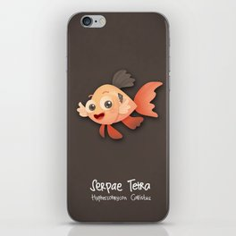 Serpae Tetra iPhone Skin