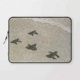 The Journey Begins by Teresa Thompson Laptop Sleeve