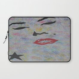 The star Marilyn Monroe Laptop Sleeve