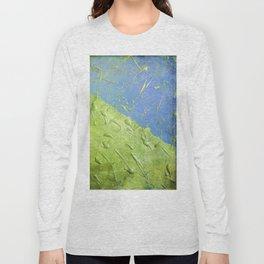 Peridot Rain Long Sleeve T-shirt