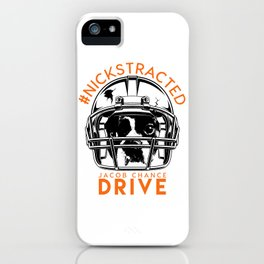 DRIVE By Jacob Chance iPhone Case