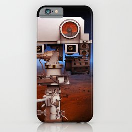 Mars Curiosity NASA iPhone Case