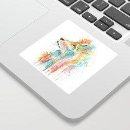 Lion - Aslan Sticker
