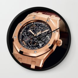 Audemrs Piguet Royal Oak Wall Clock