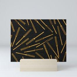 Scattered Ohe Kapala Mini Art Print