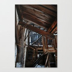 From Within Canvas Print