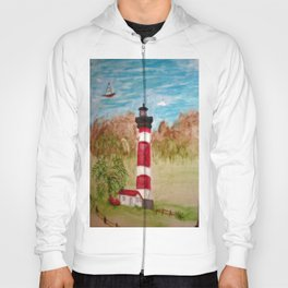 The Old Lighthouse Hoody