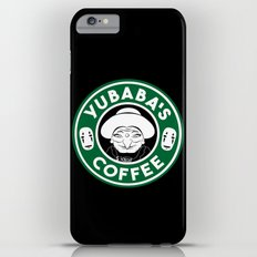 Yubaba's Coffee Slim Case iPhone 6s Plus